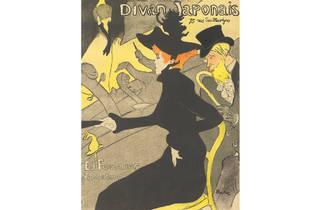 (Henri de Toulouse-Lautrec 'Divan Japonais' 1893)