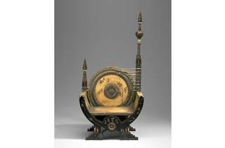 (Carlo Bugatti, Throne c. 1890–1900)