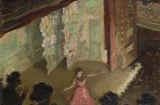 (Ambrose Patterson 'La Gaîté Montparnasse, Paris' 1903–06)