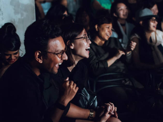Comedy at Canvas