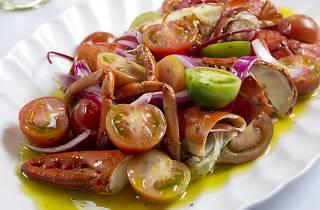 Trattoria del Pescatore - Lobster Catalana