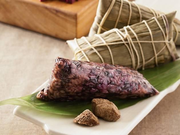 帝苑餅店 - 日本沖繩黑糖紫薯蓉紫米糭