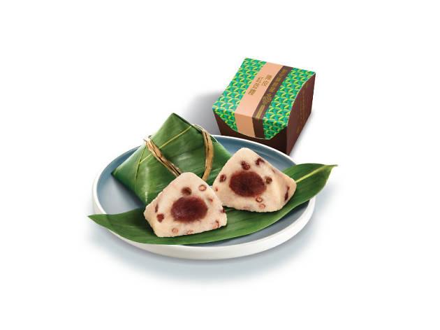 聖安娜 - 陳皮紅豆糭