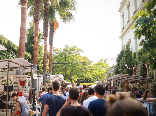Sant Joan Palo Alto Market