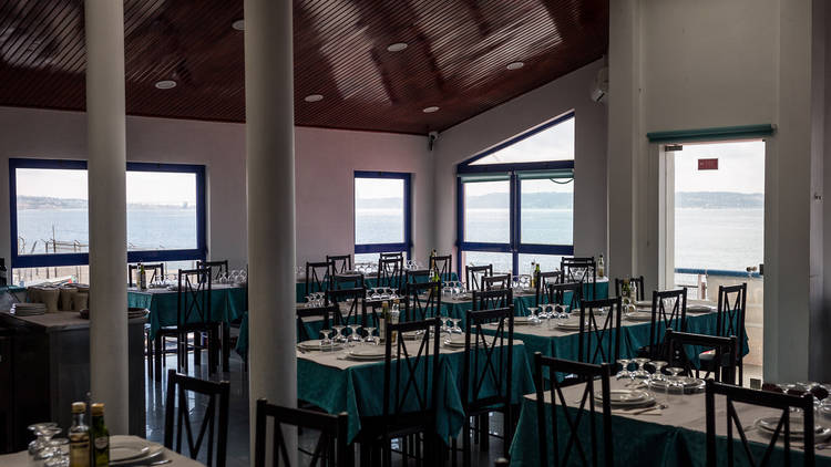 Restaurante, Quitanda, Peixe, Paço d'Arcos
