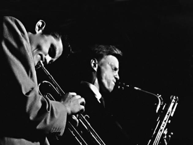 Chet Baker & Gerry Mulligan Los Angeles 1952