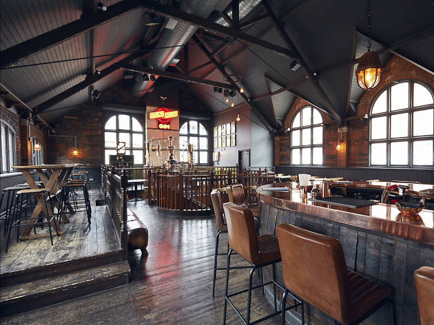 The Distillery, 2018
