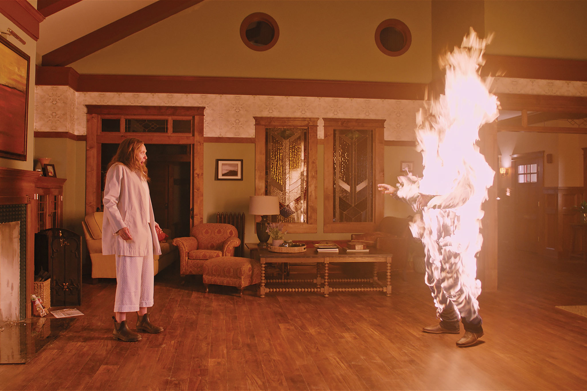 'Hereditary' star Toni Collette and director Ari Aster on their terrifying new horror film