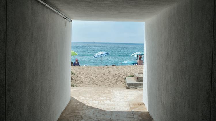 Playa de Montgat