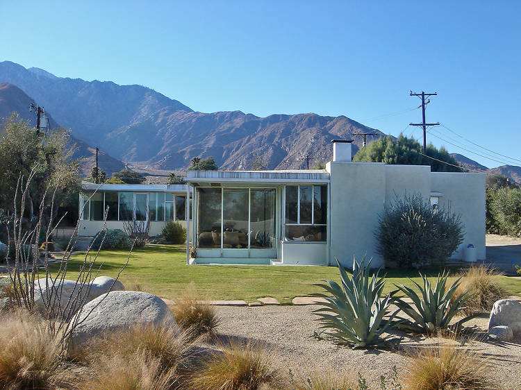Palm Springs' Mid-Century Modern architecture