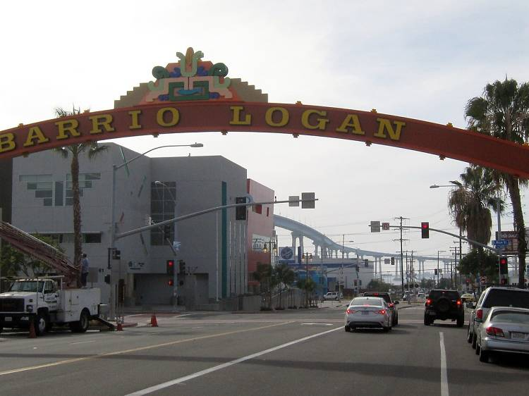 San Diego's Barrio Logan
