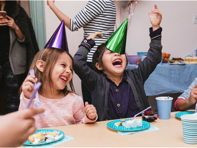 3dff3d46 The best birthday parties for kids in New York City are cause for  celebration, so grab those balloons and streamers