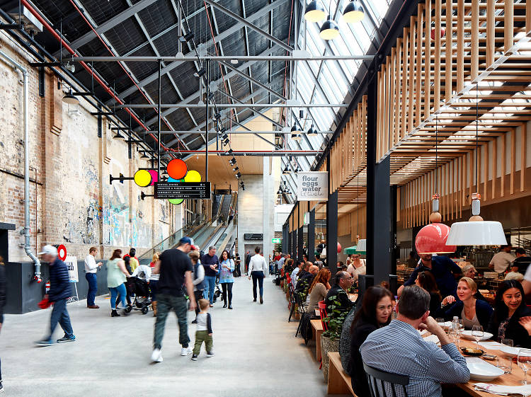 Tramsheds Growers Markets