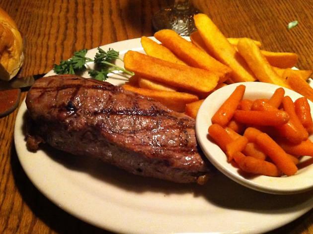Brother Sebastian's Steakhouse