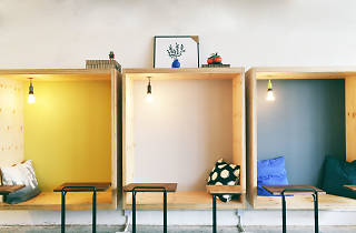 Desk One Mong Kok