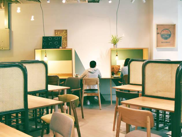 Desk One Tsuen Wan