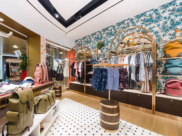 Ted Baker Changi Airport