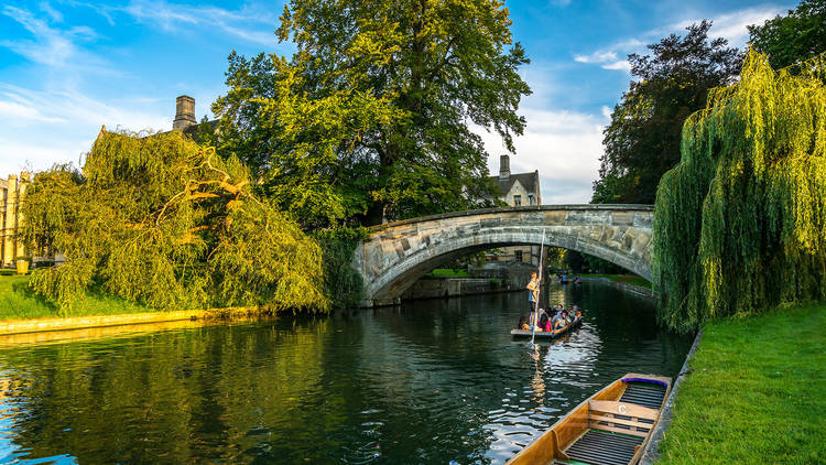 The ultimate guide to Cambridge