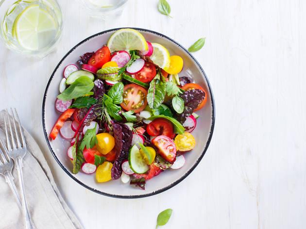 Restaurants de Girona i la Costa Brava per menjar 'healthy'