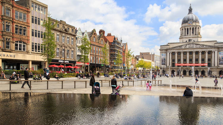 The ultimate guide to Nottingham