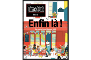 Time Out launches a free pop-up magazine in Paris packed with the best things happening in the city this summer