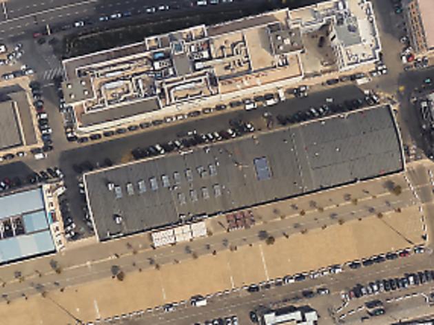 mapa museu do oriente