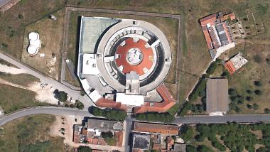 mapa estabelecimento prisional de monsanto