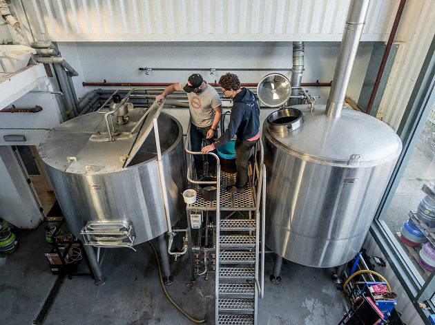 Nene Valley Brewery, brewery tours near london