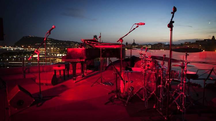 Jazz Museu Historia Catalunya