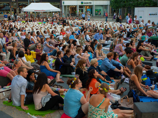 Things To Do Festivals Hammersmith London Summer Festival Until Jul 20 This Free Is Celebrating Its Tenth Year With A