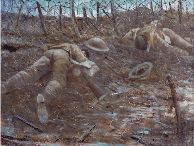Aftermath: Art in the Wake of World War One review