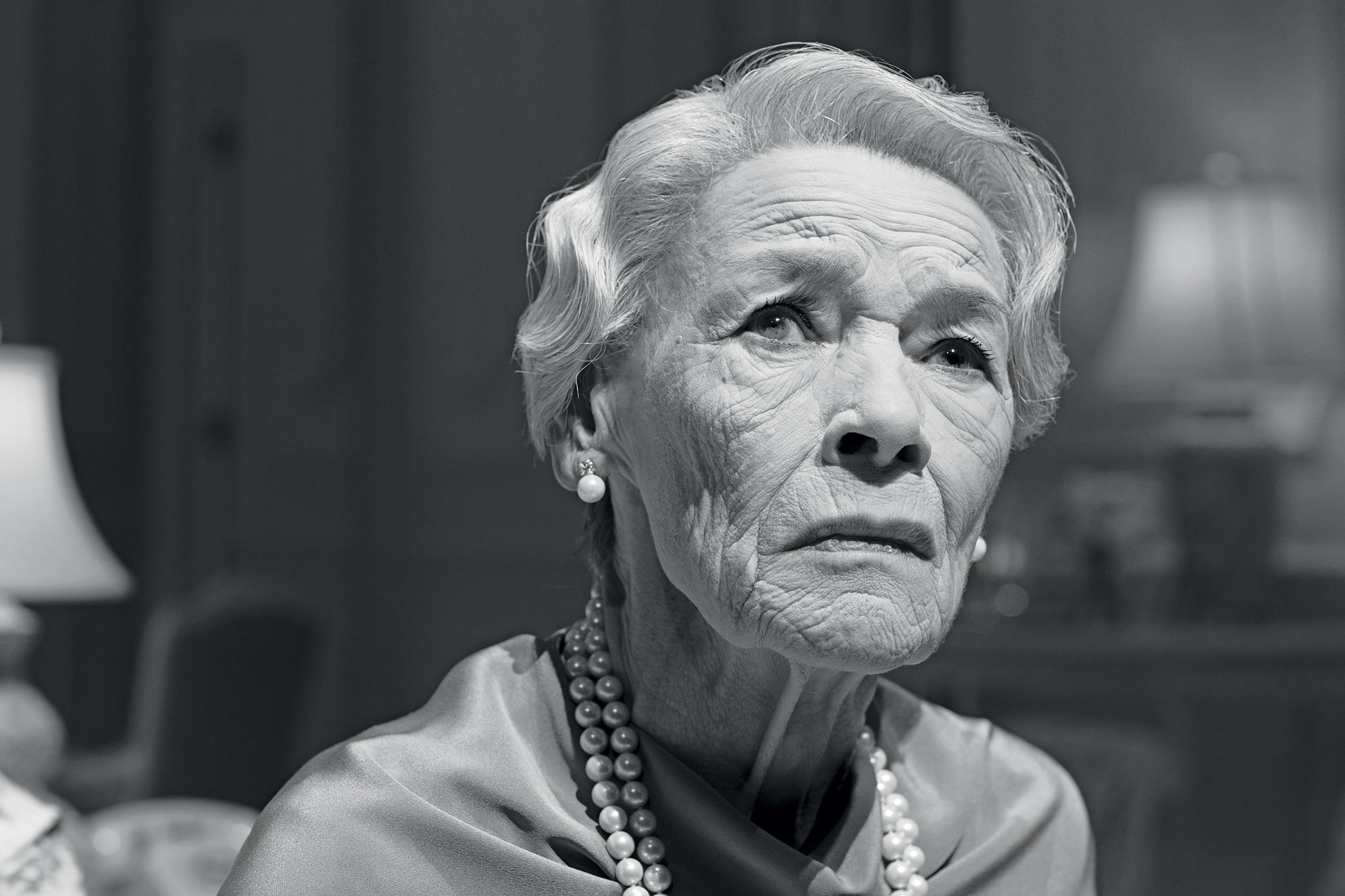 Interview: Best Actress nominee Glenda Jackson