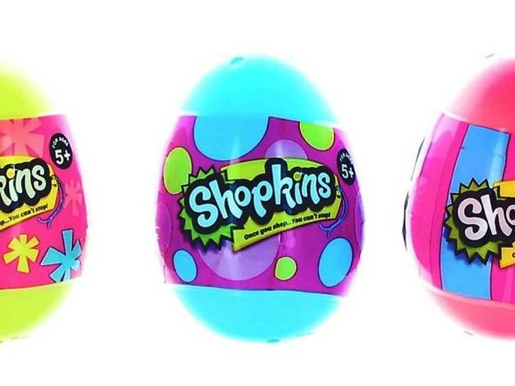Shopkins Eggs