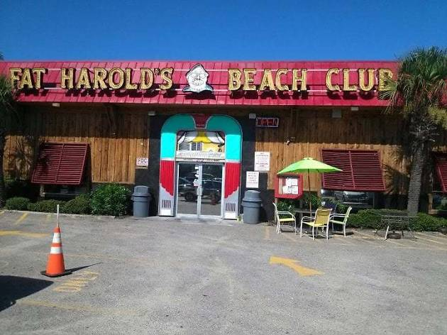 Fat Harold's Beach Club