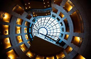 SF Public Library dome
