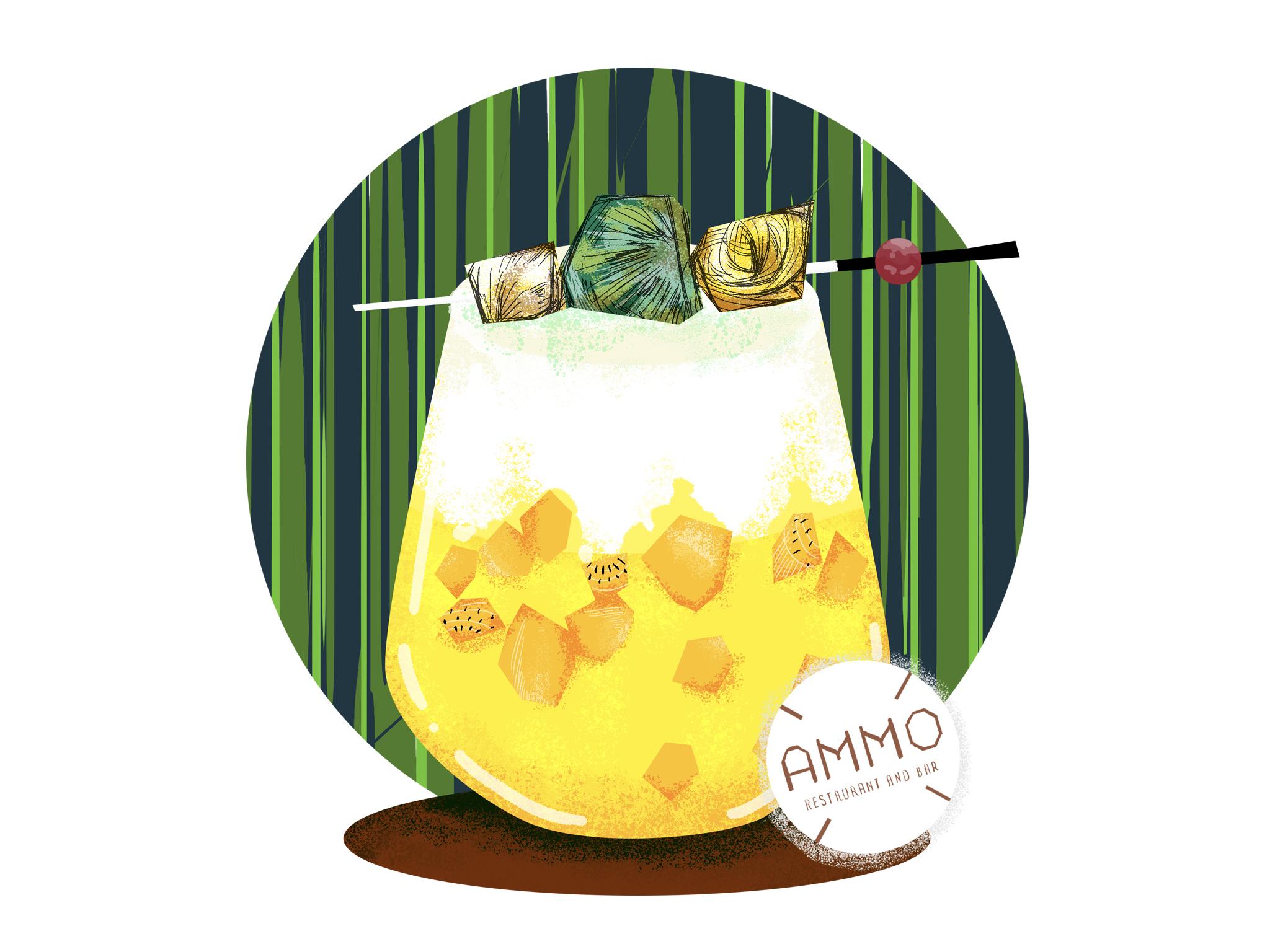Ammo Asia Miles