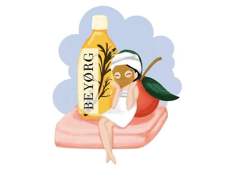 週日下午三時︰到 No 8 Organic Spa by Beyorg 享受水療服務