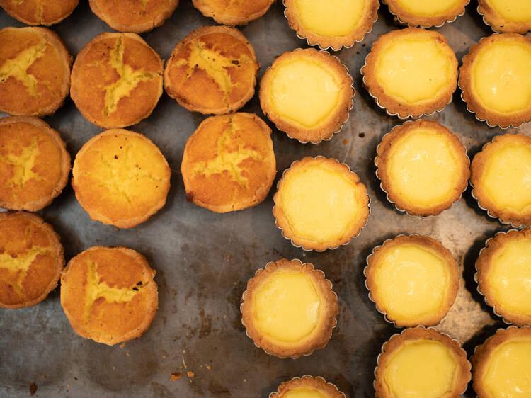 Hong Kong's best local bakeries