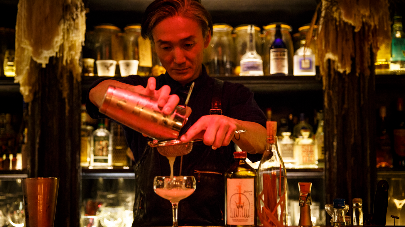 Best gin bars in Tokyo