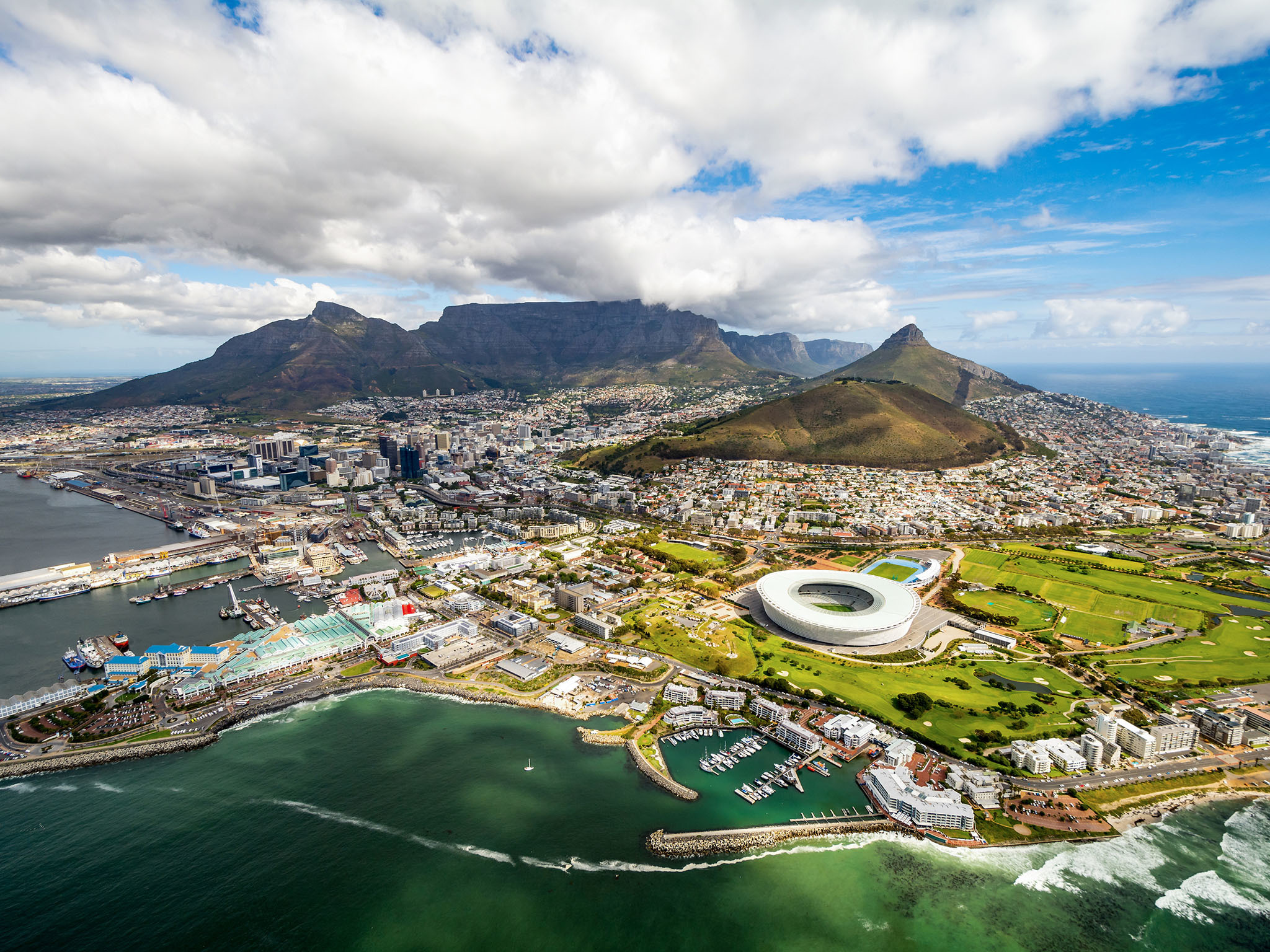 South Africa won't reopen to tourism until 2021