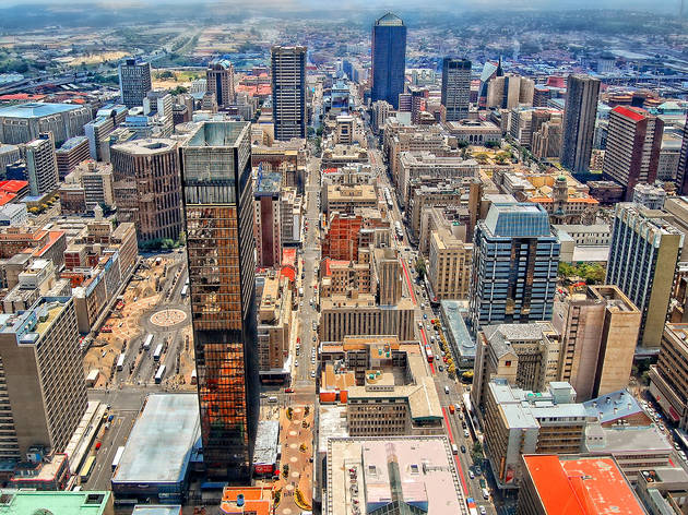 The ultimate guide to Johannesburg