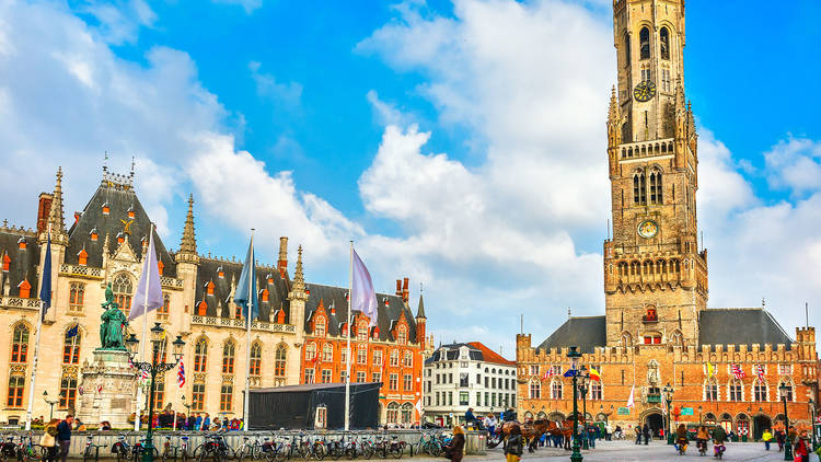 The ultimate guide to Bruges