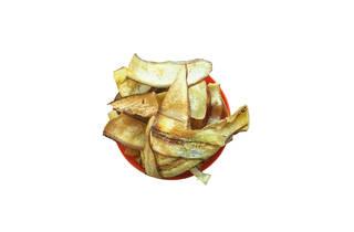 Empanaderia El Pibe - Banana Pão
