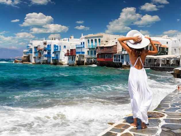 The ultimate guide to Mykonos