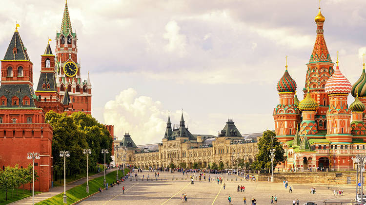 The ultimate guide to Moscow