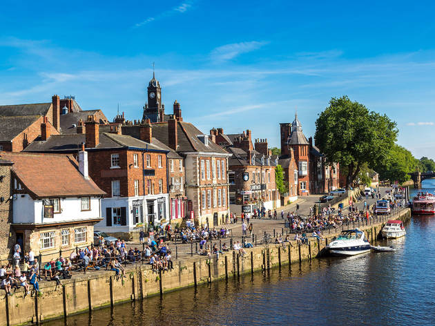 The ultimate guide to York