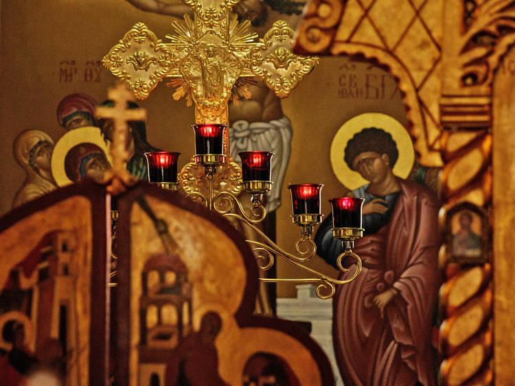Iglesia Ortodoxa Rusa en México