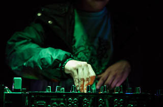 Dj música electrónica productor Terminal Club Antisocial
