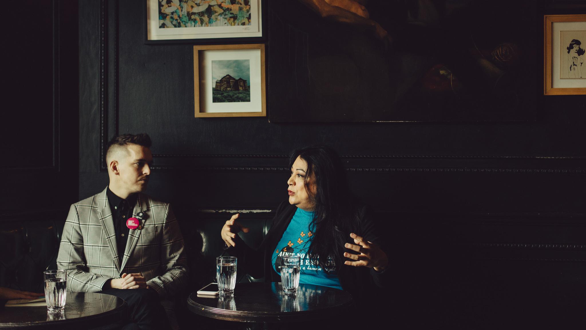 A conversation between two local LGBTQ activists in anticipation of LA Pride