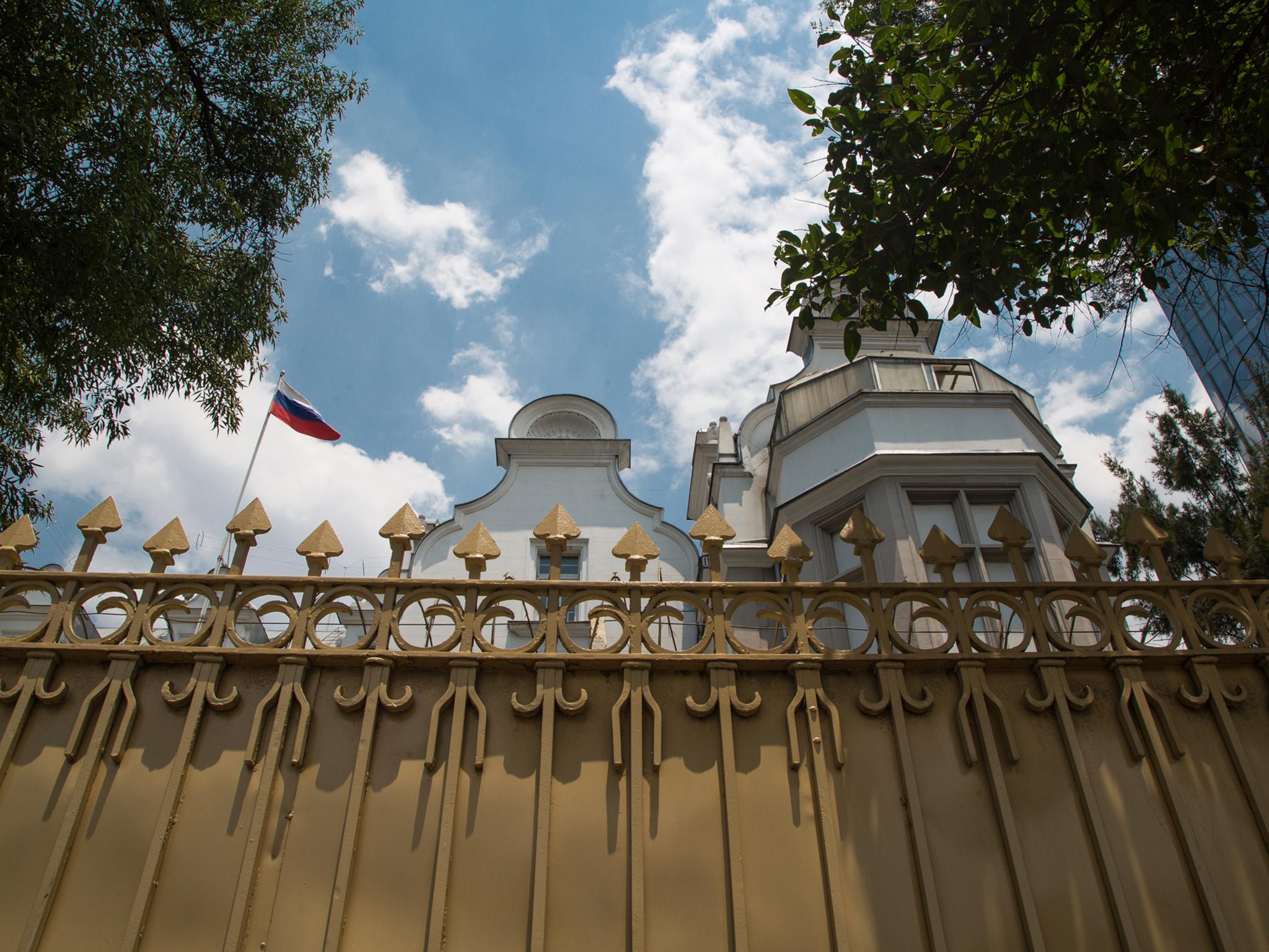 Embajada de la Federación de Rusia en México